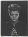 Angela Lansbury, by Yousuf Karsh - NPG P490(45)