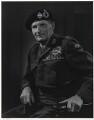 Bernard Law Montgomery, 1st Viscount Montgomery of Alamein, by Yousuf Karsh - NPG P490(50)