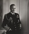 Louis Mountbatten, Earl Mountbatten of Burma, by Yousuf Karsh - NPG P490(55)