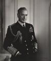 Louis Mountbatten, Earl Mountbatten of Burma, by Yousuf Karsh - NPG P490(55)