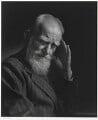George Bernard Shaw, by Yousuf Karsh - NPG P490(70)