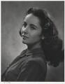 Dame Elizabeth Taylor, by Yousuf Karsh - NPG P490(74)
