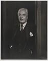Arnold Joseph Toynbee, by Yousuf Karsh - NPG P490(77)