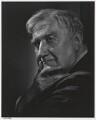 Ralph Vaughan Williams, by Yousuf Karsh - NPG P490(81)