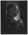 H.G. Wells, by Yousuf Karsh - NPG P490(86)
