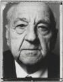 Max Beloff, Baron Beloff, by Nick Sinclair - NPG P510(2)