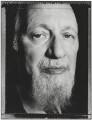 Immanuel Jakobovits, Baron Jakobovits, by Nick Sinclair - NPG P510(21)