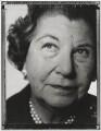 Jean Alys Barker, Baroness Trumpington, by Nick Sinclair - NPG P510(40)