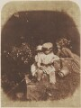 The Minnow Pool: children of Charles Finlay, by David Octavius Hill, and  Robert Adamson - NPG P6(171)