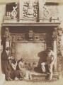 Sir Robert Dennistoun's Tomb, by David Octavius Hill, and  Robert Adamson - NPG P6(220)