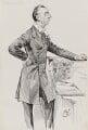 Joe Chamberlain, by Harry Furniss - NPG 3349
