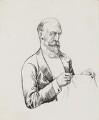 Sir Charles Wentworth Dilke, 2nd Bt, by Harry Furniss - NPG 3357