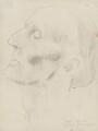 Frederick Delius, by Ernest Procter - NPG 4975(7)