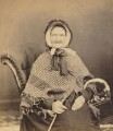 Unknown woman, by Unknown photographer - NPG P7(36)