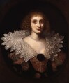 Unknown woman, formerly known as Elizabeth, Princess of the Palatinate, by Unknown artist - NPG 543
