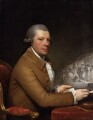 John Hall, by Gilbert Stuart - NPG 693