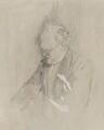 Sir Edwin Lutyens, by Sir (John) Bernard Partridge - NPG 3664a