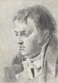 Dr Mathew, attributed to John Thomas Smith - NPG 2884
