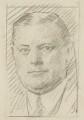 Unknown man, by Reginald Grenville Eves - NPG 4368c