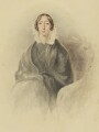 Delvalle Elizabeth Rebecca Varley (née Lowry), by Matilda Heming (née Lowry) - NPG 1651c