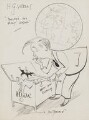 H.G. Wells, by Herbert Samuel ('Bert') Thomas - NPG 4543