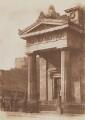 Royal Institution, Edinburgh, by David Octavius Hill, and  Robert Adamson - NPG P6(235)