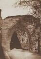 The Argyle Gate, St Andrews, by David Octavius Hill, and  Robert Adamson - NPG P6(242)