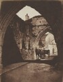 St Andrews (the Argyle Gate), by David Octavius Hill, and  Robert Adamson - NPG P6(244)