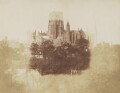 Durham Cathedral, by David Octavius Hill, and  Robert Adamson - NPG P6(254)