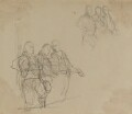 John Jeffreys Pratt, 1st Marquess Camden; Edward Southwell, 21st Baron de Clifford; Thomas Hampden, 2nd Viscount Hampden, by Sir George Hayter - NPG 2662(27)