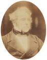 Henry John Temple, 3rd Viscount Palmerston, by (George) Herbert Watkins - NPG P301(2)