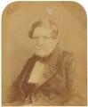 John Singleton Copley, Baron Lyndhurst, by (George) Herbert Watkins - NPG P301(4)