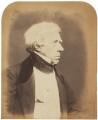 Henry Brougham, 1st Baron Brougham and Vaux, by (George) Herbert Watkins - NPG P301(5)