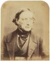Sir George Cornewall Lewis, 2nd Bt, by Herbert Watkins - NPG P301(6)