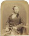 William Hare, 3rd Earl of Listowel, by Herbert Watkins - NPG P301(10)