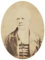 Henry Petty-Fitzmaurice, 3rd Marquess of Lansdowne, by Herbert Watkins - NPG P301(12)
