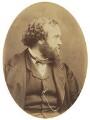 William Harrison Ainsworth, by (George) Herbert Watkins - NPG P301(15)