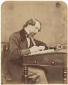 Charles Dickens, by (George) Herbert Watkins - NPG P301(19)