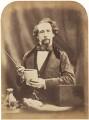 Charles Dickens, by Herbert Watkins - NPG P301(20)
