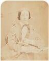 Amelia Ann Blanford Edwards, by (George) Herbert Watkins - NPG P301(23)