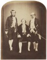 Civic officials of Worcester, by (George) Herbert Watkins - NPG P301(34)