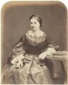 Victoire, Lady Crampton, by (George) Herbert Watkins - NPG P301(57)
