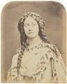 Adelaide Ristori, by (George) Herbert Watkins - NPG P301(65)