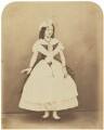 Marie Effie (née Wilton), Lady Bancroft, by (George) Herbert Watkins - NPG P301(68)