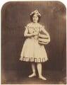 Marie Effie (née Wilton), Lady Bancroft, by (George) Herbert Watkins - NPG P301(70)