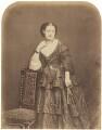 Mary Lucy Smith (née Keeley), by (George) Herbert Watkins - NPG P301(74)