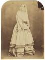 Adelaide Ristori, by (George) Herbert Watkins - NPG P301(93)