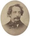 Charles Dickens, by (George) Herbert Watkins - NPG P301(102b)