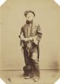 (Thomas) Frederick Robson (né Brownbill), by (George) Herbert Watkins - NPG P301(132)