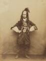 John Lawrence Toole as Fanfaronde in 'Belphegor the Mountebank', by (George) Herbert Watkins - NPG P301(160)